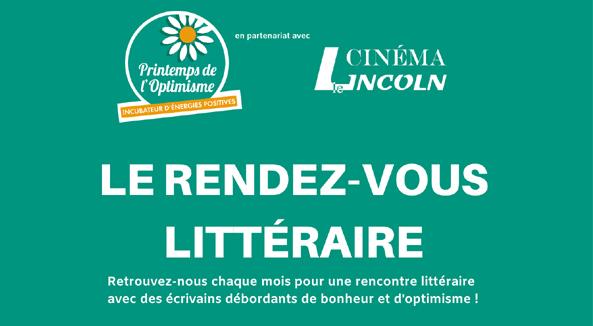 LE RENDEZ-VOUS LITTÉRAIRE